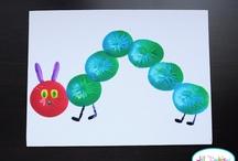 Kindergarten craft ideas / by Alli Marie