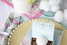 Tablescapes / by Anja
