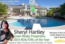 Green Realty Properties Agents