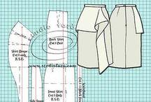Patterns - Skirts