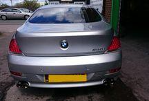 BMW 650 LPG Conversion / BMW 650 LPG Conversion / Autogas Conversion