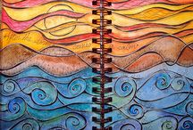 Art cuadernos de / by Veronica Aguila