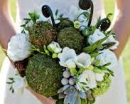 Floral Inspiration Amanda Finucane / Ideas for wedding bouquets and colours for rustic/vintage wedding