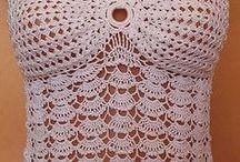 Remeras Crochet