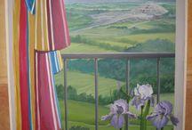 MY TROMPE L'OEIL / trompe l'oeil murals