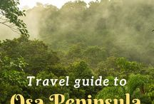 Costa Rica Bucket List / Best things to see and do in Costa Rica, dream destinations, transportation, attractions, excursions, places to see, national parks, hikes, volcanoes, hostels, hotels.