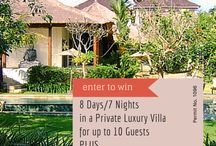 Destination: BALI Raffle / Paradise awaits! Enter to WIN an amazing prize package worth $17,300 in Anchorage Opera's 'Destination: BALI' raffle. Call 907-279-2557 for more & to purchase your ticket(s)...and why not get 9 of your friends to buy tickets as well? Increase your odds to WIN! And to all our friends in the lower 48, this one is for you too! You can book your airfare from any city using the $5000 AMEX card included in the prize. All proceeds to benefit Anchorage Opera! Bravo!