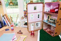 Diy Dollhouse & Fairygarden