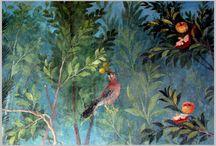 Fresce romane