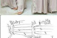 Ubrania - wykroje