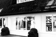 Iris Stores / The Iris von Arnim Stores are located in Kampen (Sylt) and Munich. The noble and extraordinary design of the Sylt flagship store was created in collaboration with the Berlin-based architect Fabian Wichers.  The Munich store at Amiraplatz 1 exudes a warm and welcoming charm representing the Iris von Arnim cashmere creations.