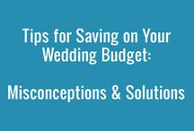 Wedding Planning / Tips and Information For Planning Your Wedding