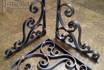 Ironwork / Inside the Blacksmith's workshop
