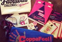 Charity Trek for CoppaFeel!