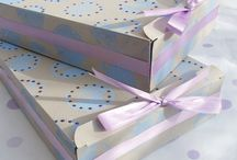 Wrapping, Card, & Box Crafts