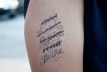 Tattoos I'll never get!