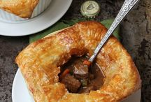 Food - Casseroles & Pies