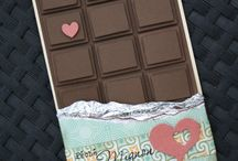 Chocholate cards