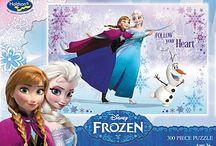 'Frozen' Merchandise
