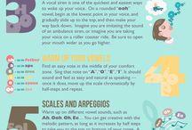 Master Classes : Voice Lessons
