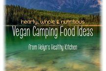 Vegan Camping Food
