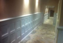 Beaded Wall Panelling In Annan Pub.. / Beaded Wall Panelling In Annan Pub..