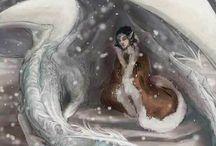 Dragon / by Samantha Schwarz