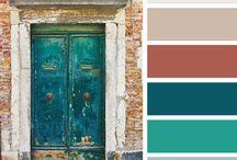Door hues / by Tammy Lejeune