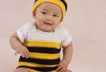 Crochet - Baby Photo Props