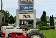 Tractor Show 2014 / Antique Tractors