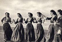 Greek women old photos