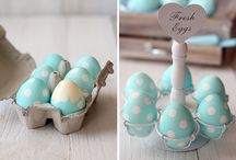 Chic Easter Eggs