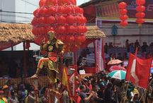 CAPGOMEH / The festivities around Capgomeh, the celebration of 15th day in the Chinese calendar ...