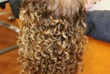 Coiffure - Hair & beauty - Coiffure et beauté- Belles coiffures - Belle chevelure ...