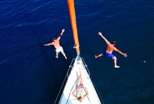 Yachts & Yachting / Yacht & Sailing Holidays  From complete novices looking to join sailing courses for beginners where you can learn the skills for future yachting holidays to seasoned sailors enjoying flotilla holidays, or for those of you who fancy a week on a beach followed by a week at sea, Neilson Yachting Holidays have the perfect sailing holidays afloat, just for you.  www.neilson.co.uk/yacht / by Neilson Holidays