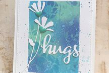 Stamping - Distress Inks & Oxides