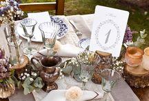 "♥ LMC - Meseros / Núm. Mesa / Números de Mesa by La Marimorena Creativos - ""Nature Collection"" 2016 www.lamarimorenacreativos.bigcartel.com #diseñográfico #boda #wedding #graphicdesign #deco"