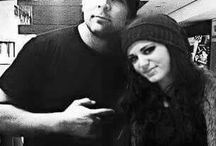 Ambraige / It's my pins with Paige and dean Ambrose together.  They are one of my most favourites in wwe.
