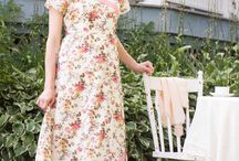 Romantic Rustic Dresses / Collection of Romantic and Feminine Rustic Dresses