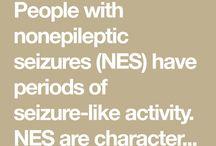 Non-Epileptic Seizures