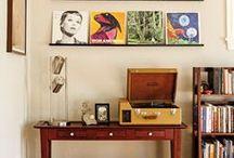 Vinyl Player Ideas