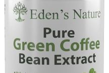 Eden's Nature Green Coffee Bean Extract on Amazon.com / Eden's Nature Green Coffee Bean Extract is now available on Amazon.com