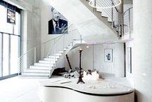 Escaleras de altura