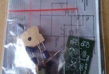 Kit Preamp Mic 2 Transistor [ Belum Solder ]