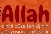 Huzur...İslam