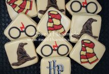 Harry Potter / Cookies and Cupcakes - Harry Potter style!