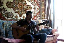 Кавер на гитаре