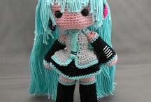 z crochet toys/dolls1 / by jaznak