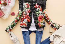 Fashion Jackets and Coats