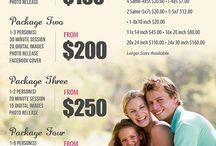 Photography price